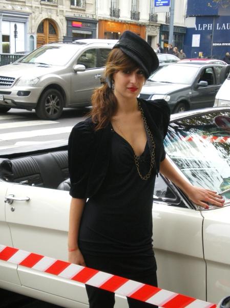 Street Style Salon du vintage