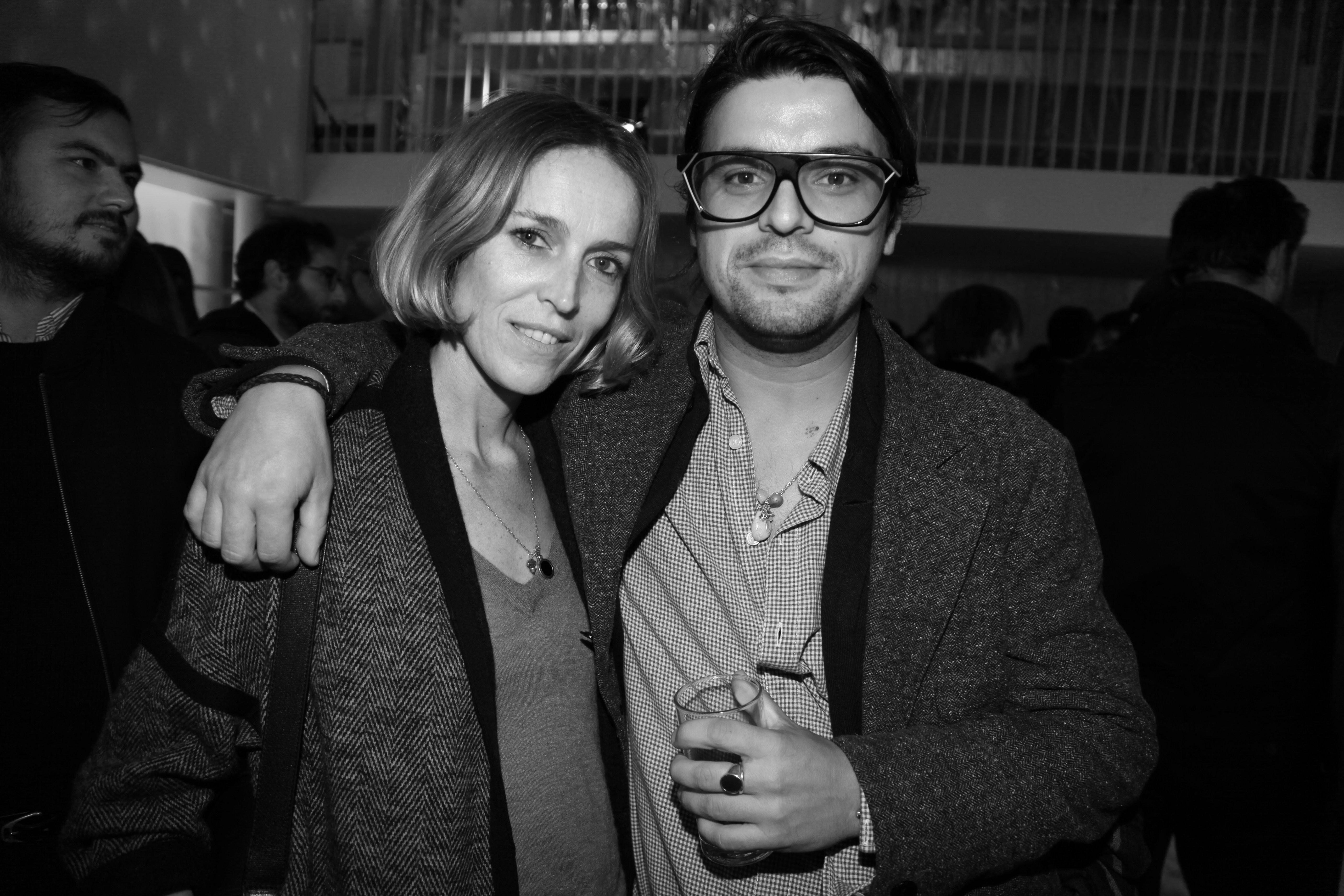 Alexandra Woroniecka Et Heiko Keinath Facescoop