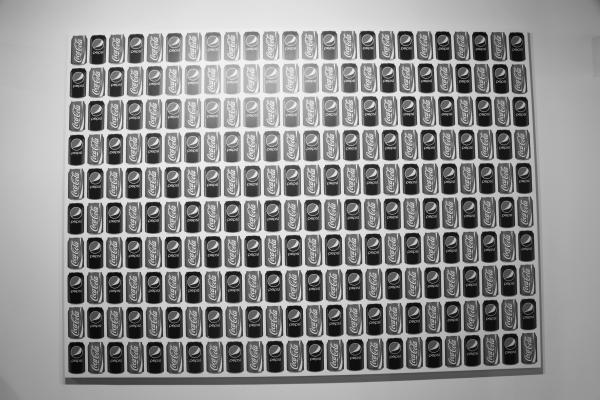 16 Tableau de Jonathan Horowitz