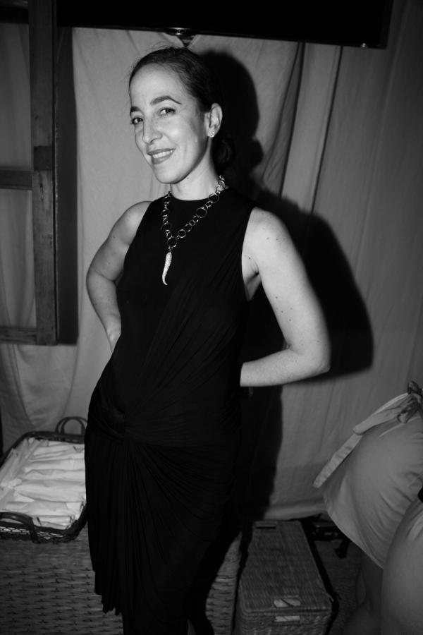 21 Pamela Golbin Conservatrice en chef du musée des Arts Décoratifs