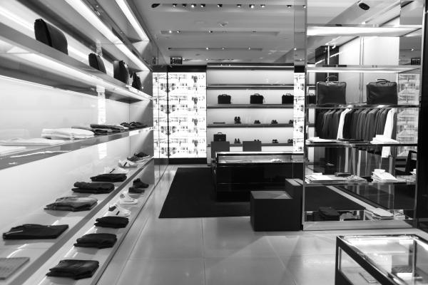 23 La boutique Dior Hommes