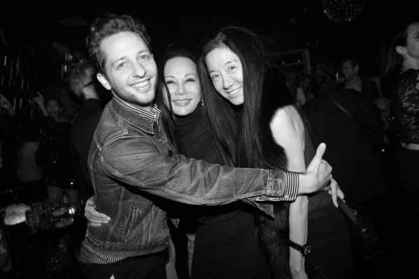 31 Derek Blasberg, Eva Chow et Vera Wang