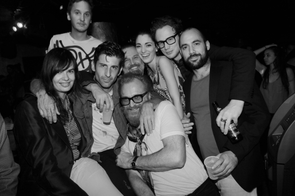 35 André, Johan Lindeberg, Anastasia Barbieri, Robert Rabensteiner, Sofia Sanchez, Max Vallo, Mikael Schiller