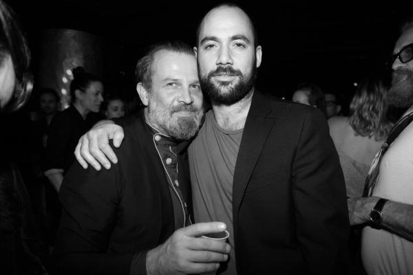 36 Robert Rabensteiner de L'uomo Vogue et de PDG d'ACNE Mikael Schiller