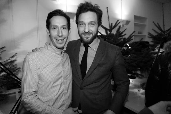 Alexandre Nicolas et Paul Chemetoff, Directeur artistique de GQ