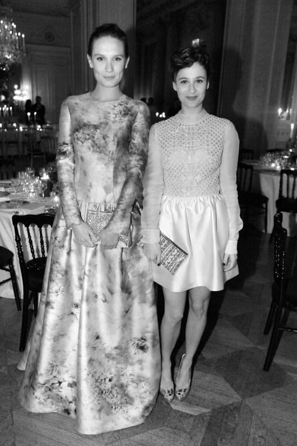 Anna Girardot et Melanie Bernier
