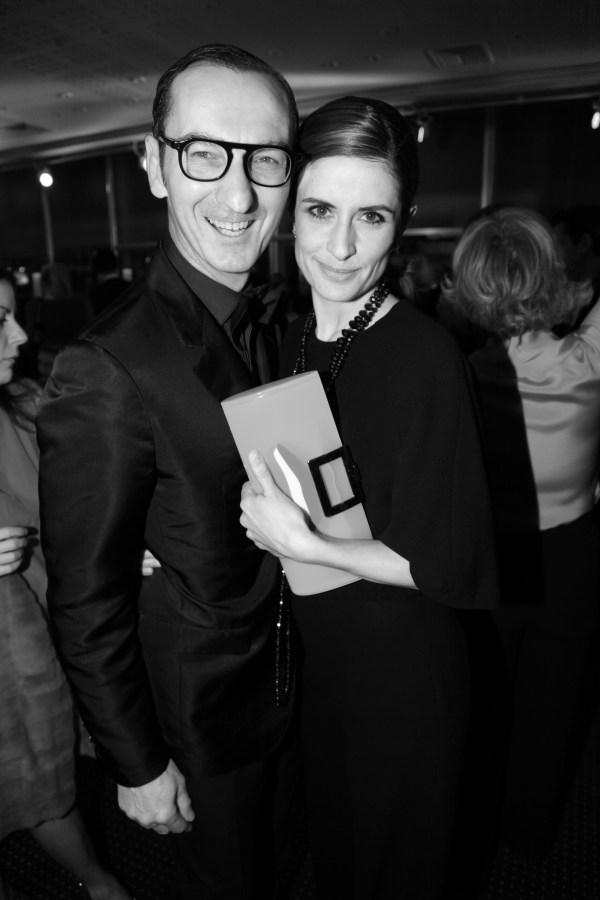 Bruno Frisoni et Livia Firth (2)