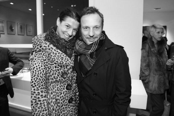 Camille Micelli et Olivier Bialobos