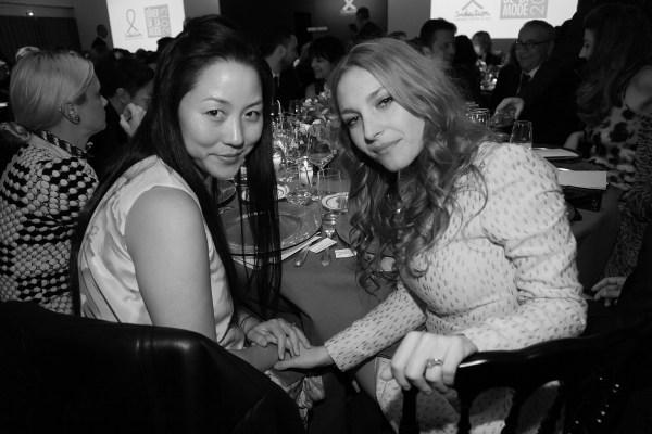 Carol Lim et Josephine de la Baume