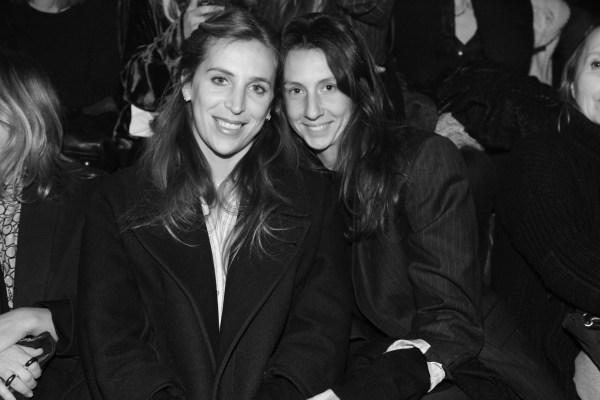 Celia Azoulay et Geraldine Saglio