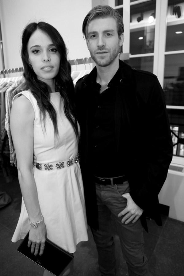Chelsea Tyler et Joe Foster