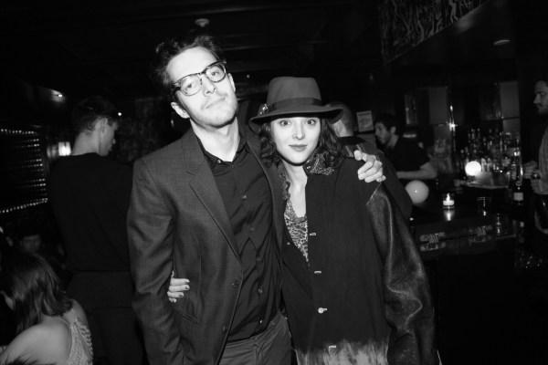 Daniel Silberman et Masha Orlov