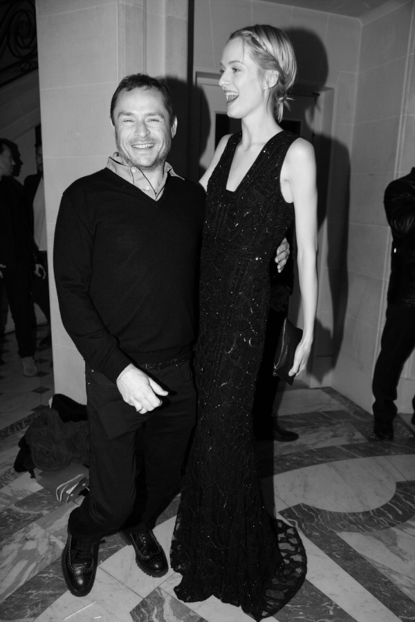 Daria Strokous et Tom Pecheux