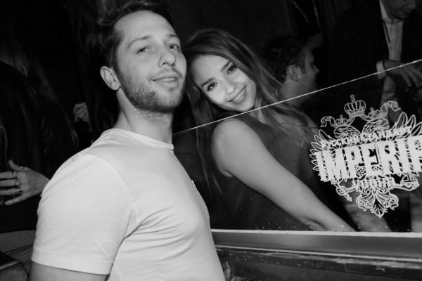 Derek Blasberg et Jessica Alba