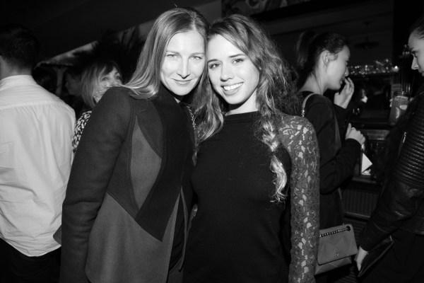 Elizabeth von Guttman et Alessandra Balazs