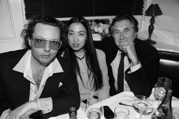 Emanuele Della Valle, Yi Zhou et Brian Ferry