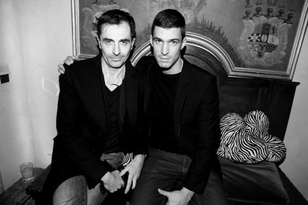 Emmanuel Tomasini et Karim Zebdji