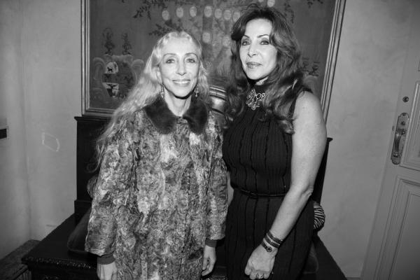 Franca Sozzani et Marta Brivio