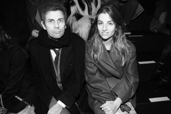 Frederic Taddei et Sonia Sieff