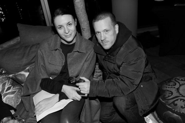 Garance Doré et Scott Schuman