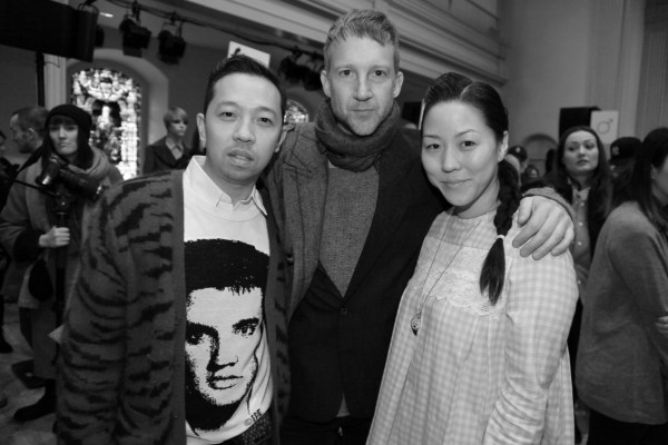 Humberto Leon, Jefferson Hack et Carol Lim