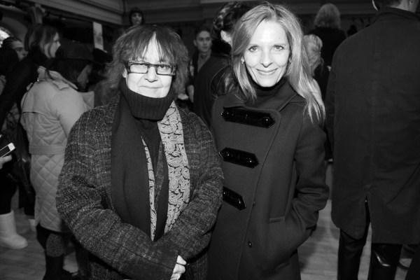 Ingrid Sischy, Sandy Brant