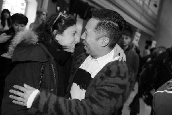 Jen Brill et Humberto Leon
