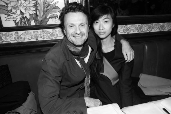 Jerry Stafford et Mimi Xu
