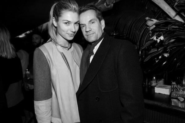 Jessica Hart et Alexander Werz