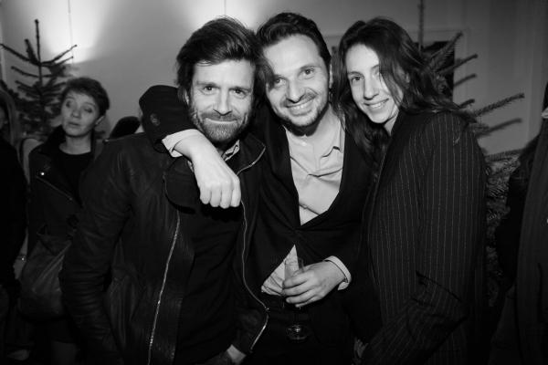 Joseph Dirand, Franck Durand, Geraldine Saglio