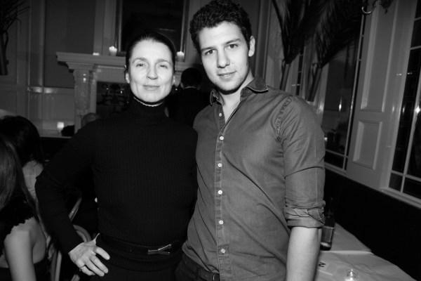 Karla Otto et Romeo Ruffini