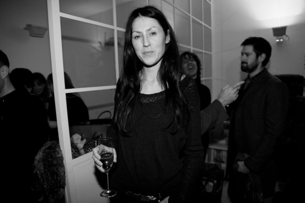 Kim Bekker, directrice du studio Isabel Marant