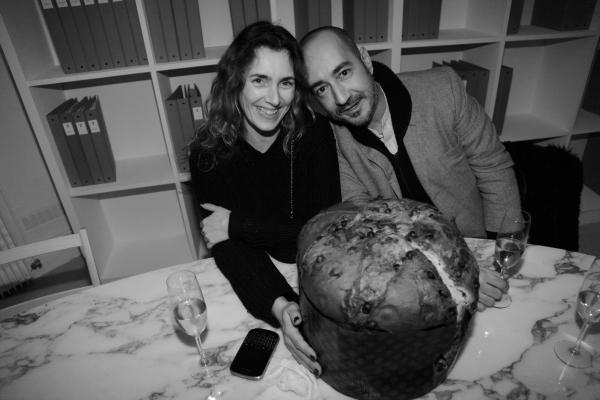 Mademoiselle Agnès et Saif Mahdhi