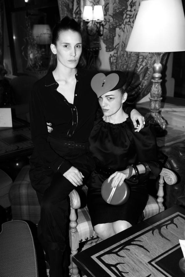 Marie Marot et Yaz Bukey