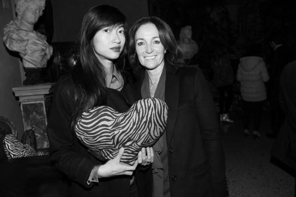 Mimi Xu et Daniela Agneli