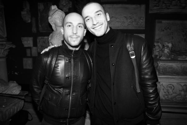 Philippe Contini et Karim Sadli