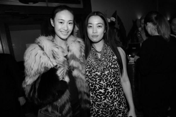 Shu Pei et Yi Zhiou