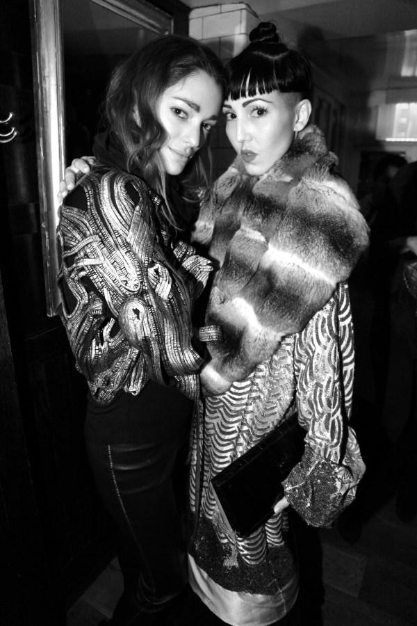 Sofia Sanchez et  Michelle Harper