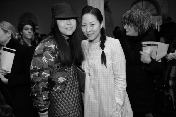 Susie Lau et Carol Lim