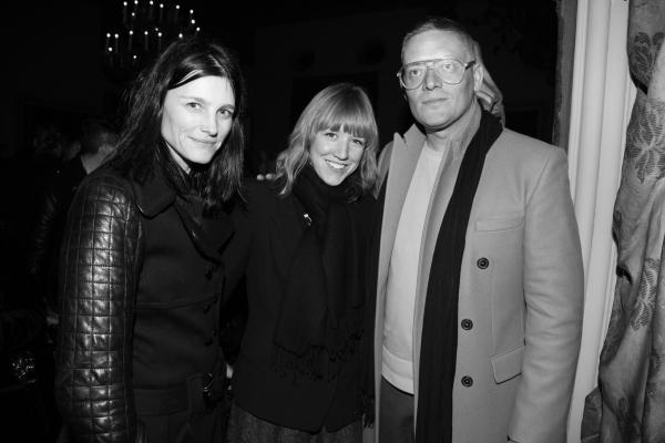 Tabitha Simmons et Gilles Deacon