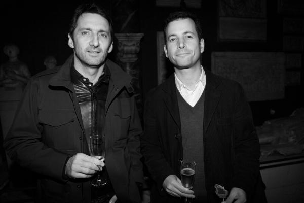 Xavier Veilhan et Matthew Slotover
