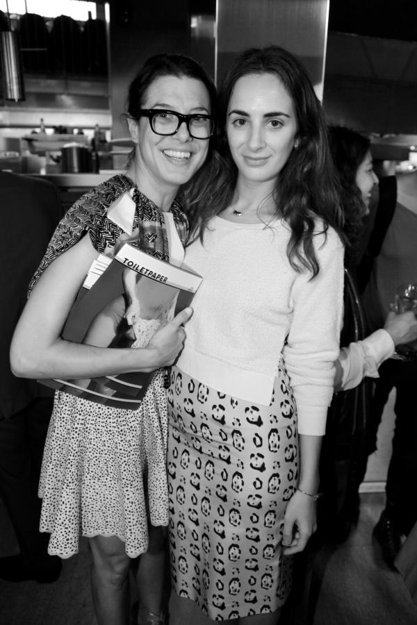 La directrice de la création des accessoires chez Christian Dior et Alexia Niedzielski
