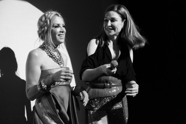 La fondatrice de Juicy couture Gela Nash-Taylor et Becca Cason Thrash (2)
