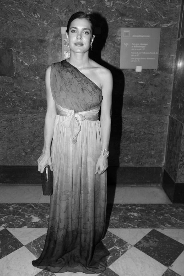 La princesse Charlotte Casiraghi
